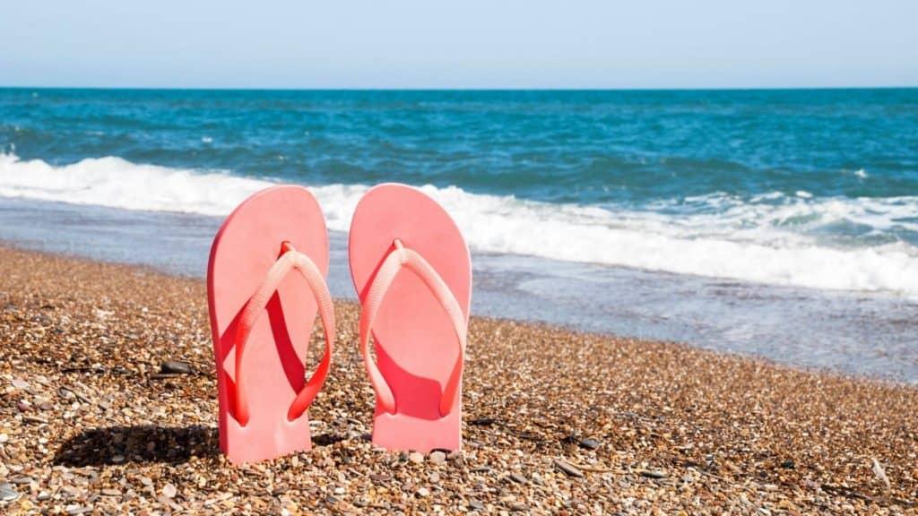 flip flops for hawaii