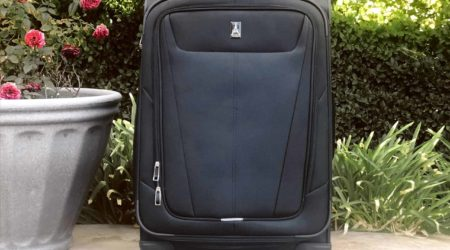 Travelpro Maxlite 5 Review 25 inch luggage
